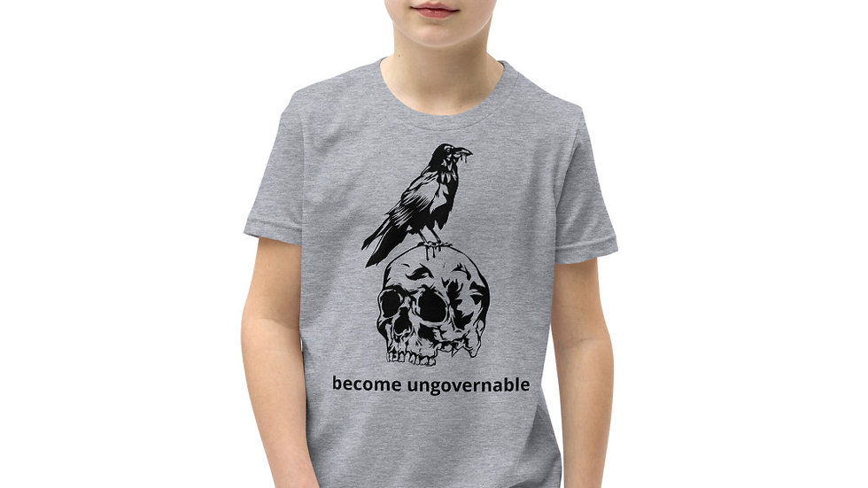 Youth Ungovernable Shirt