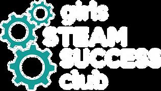 Girls STEAM Success Club logo transparen