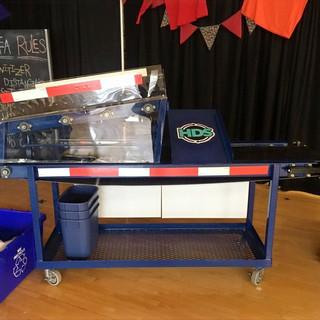 Homewood Disposal Recycle Machine