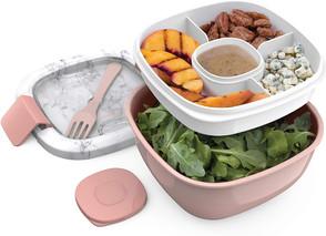 Salad Compartment Bowl