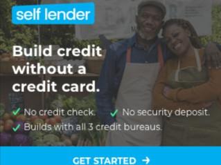 Self Lender Credit Builder Loan
