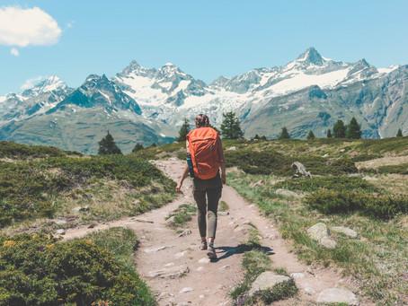 Traveling in Switzerland