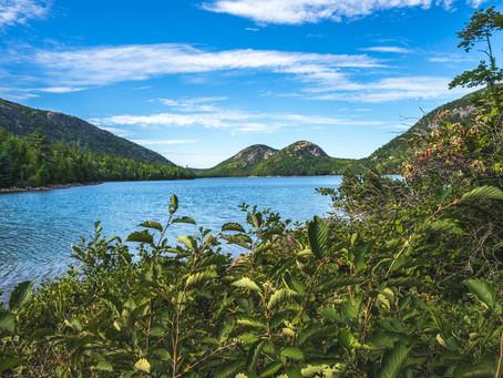 Snapshot of Maine