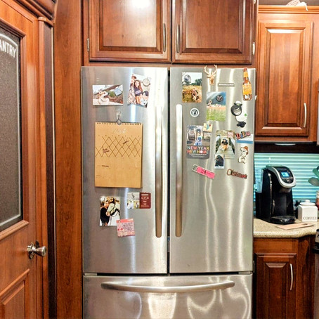 But Do You REALLY Want A Residential Fridge In Your RV?