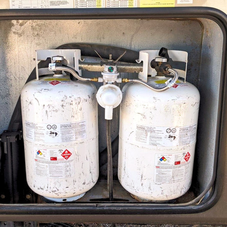 How to Change your RV's Propane Hoses in 3 Easy Steps