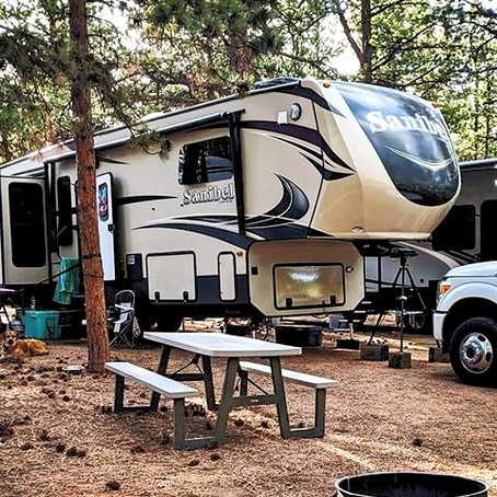 How To Go RVing Safely During The COVID-19 Pandemic