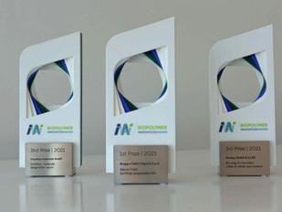 Biopolymer Innovation Award 2nd Prize