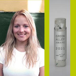 Traceless wins Green Alley Award