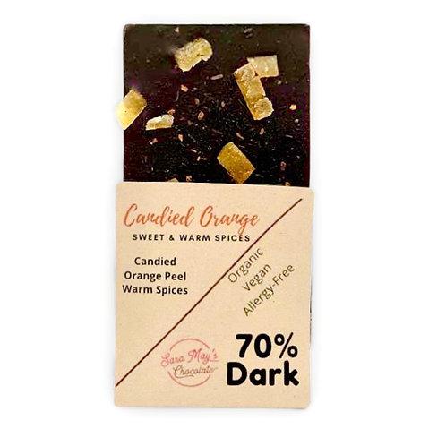 Candied Orange Bar