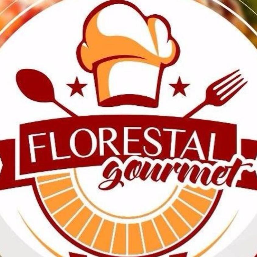 Florestal Gourmet - Clube do Cavalo, Florestal - MG