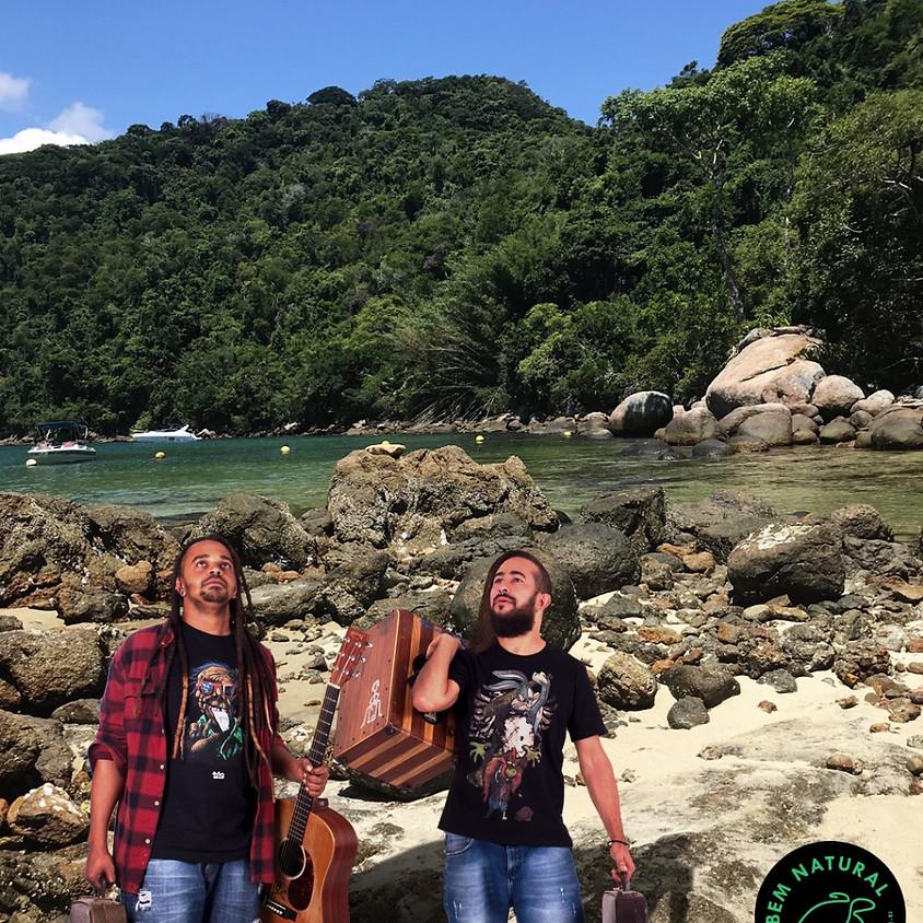 RÉVEILLON COM GEOHARRI em Ilha Grande| Angra dos Reis - Suítes esgotadas, área de Camping top ainda disponível!