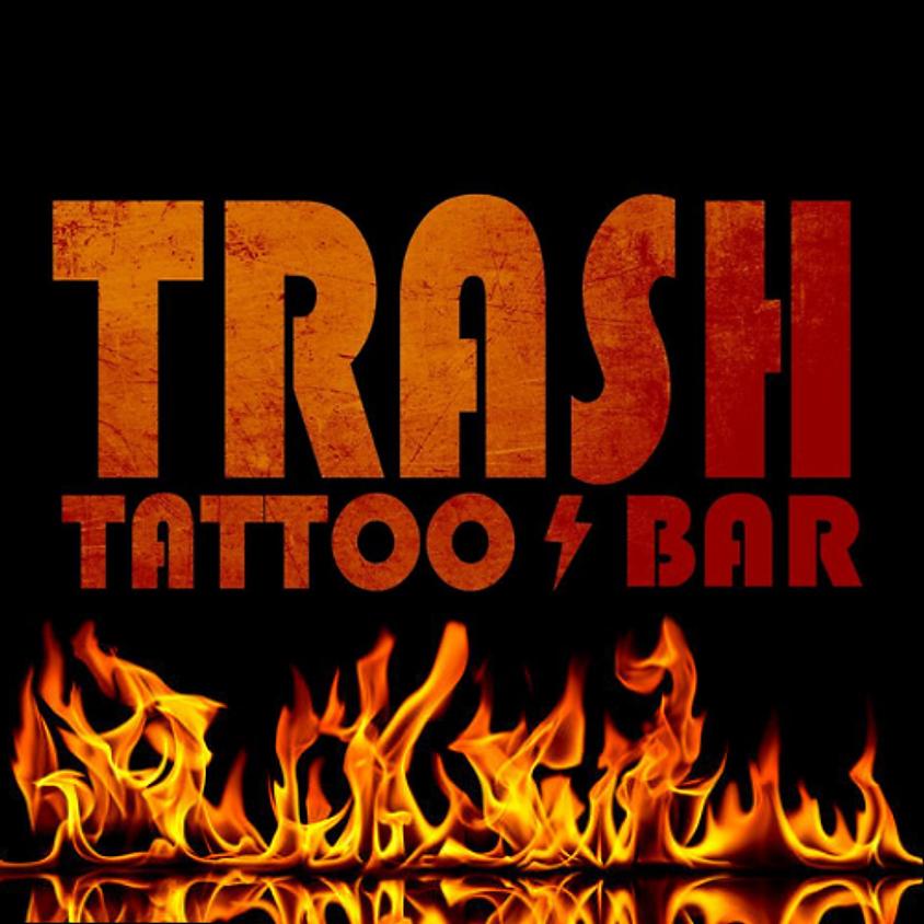 Trash Tattoo Bar - Contagem