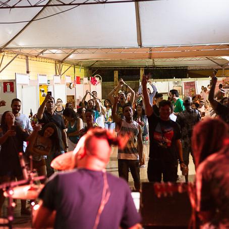 Geoharri na Feira de Artesanato de Sabará - 16 Dez 2018