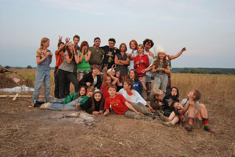 Летний детский лагерь Геокемп