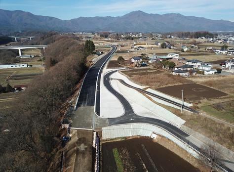 平成31年度環状南線道路整備工事(城南町2工区)