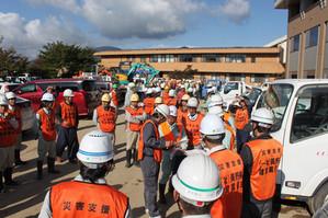 台風19号災害支援活動に行ってきました