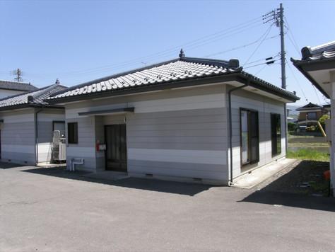 《戸建てアパート》伊那市美篶青島2LDK(貸主)4,5万円
