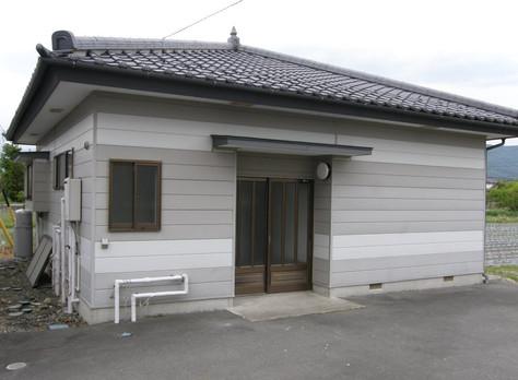 《戸建てアパート》伊那市美篶青島2LDK(貸主)5万円