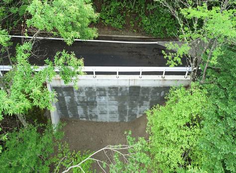 令和元年度 10月11日から13日にかけての台風19号豪雨災害  林道大曽倉線  災害復旧工事