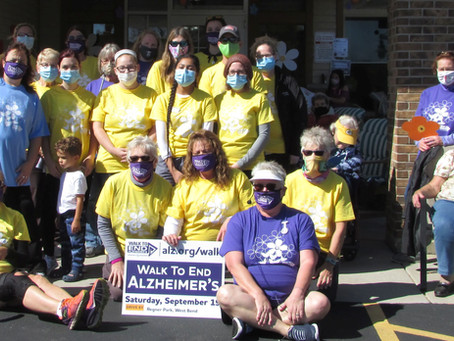 2021 Walk to End Alzheimer's