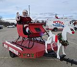 Santa sleigh at Kmart.jpg