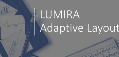 LUMIRA - Adaptive Layout
