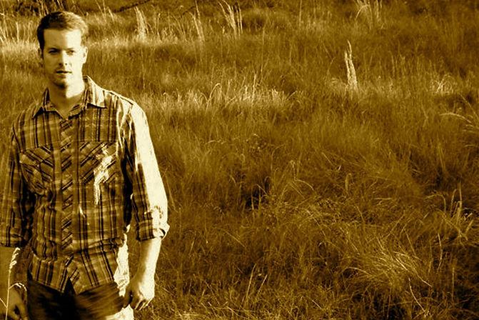 Dan Jameson in Field