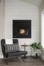 Modern Farmhouse Fireplace Nook