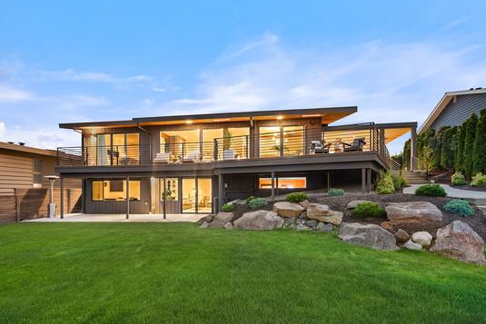 midcentury modern house