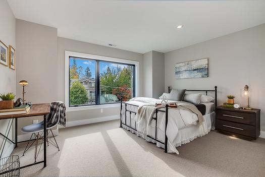 Modern Farmhouse Teen Bedroom