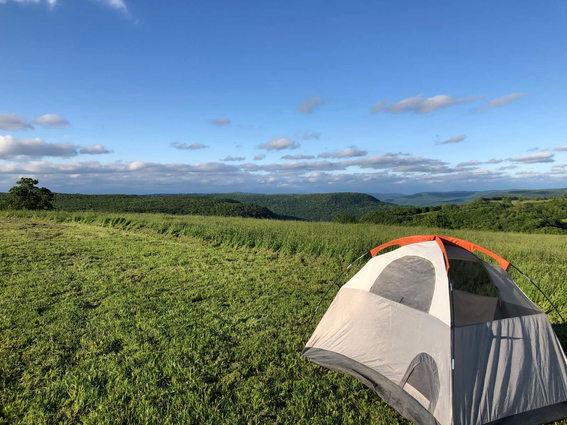 Sunrise Knoll small tent.jpg
