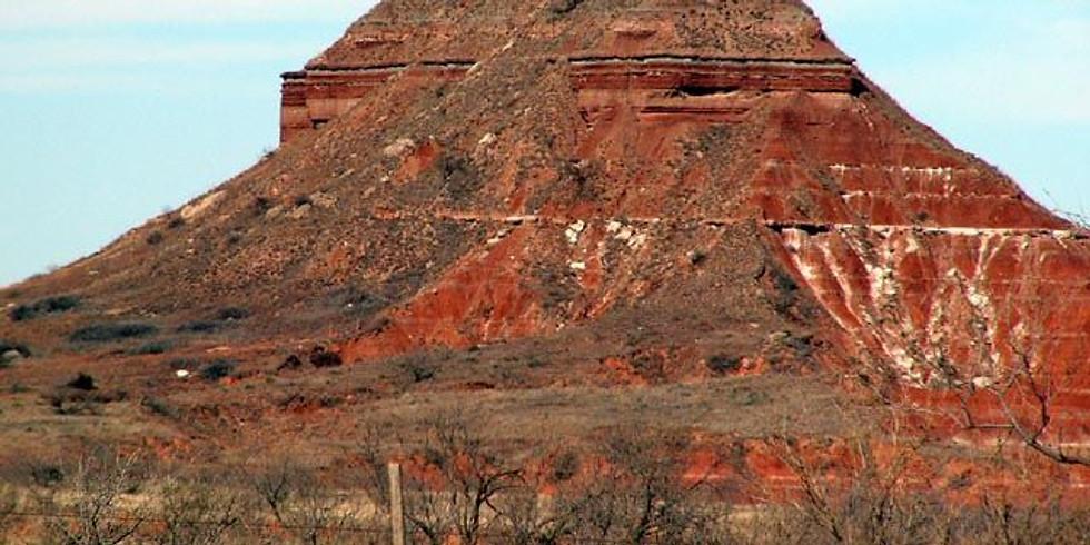 Oklahoma - Cathedral Mountain Mesa Trail