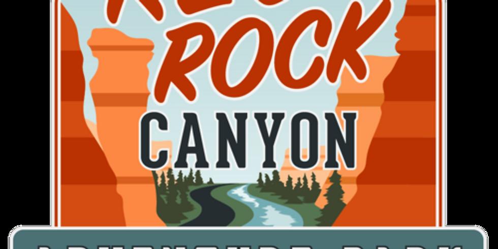 OKLAHOMA - Red Rock Canyon
