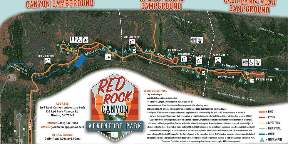 OKLAHOMA - Red Rock Canyon Adventure Park (1)