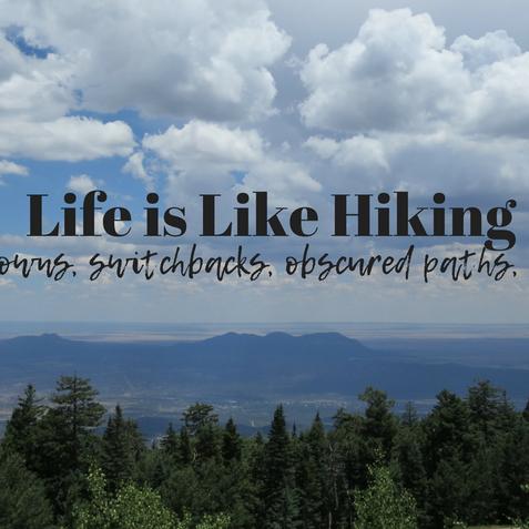 Why I Hike!