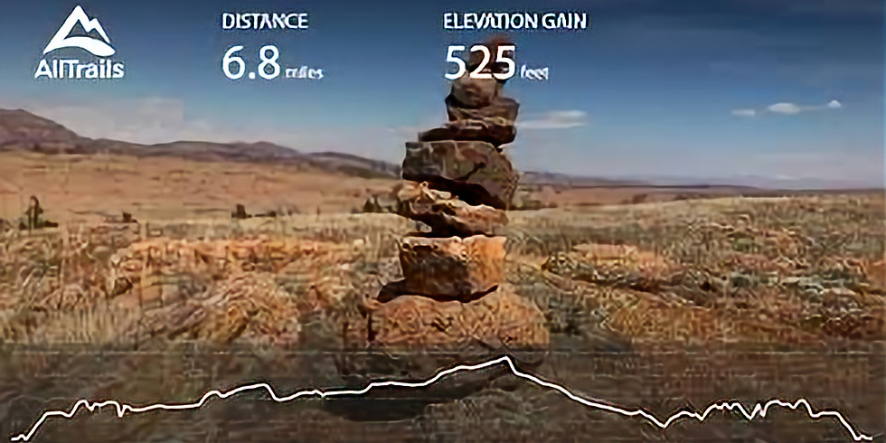OKLAHOMA - Kite Trail to Bison Trail Loop