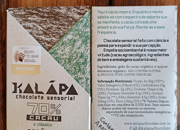 Chocolates barra KALAPA