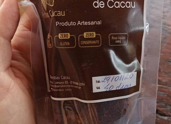 Cocada de Cacau - Perobas Cacau