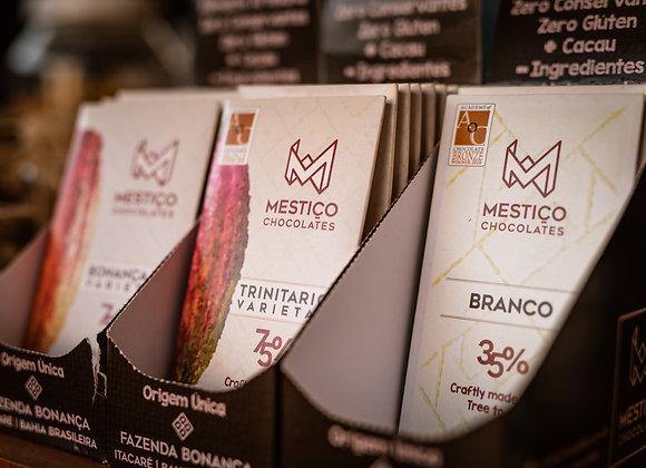 Chocolates barra MESTIÇO