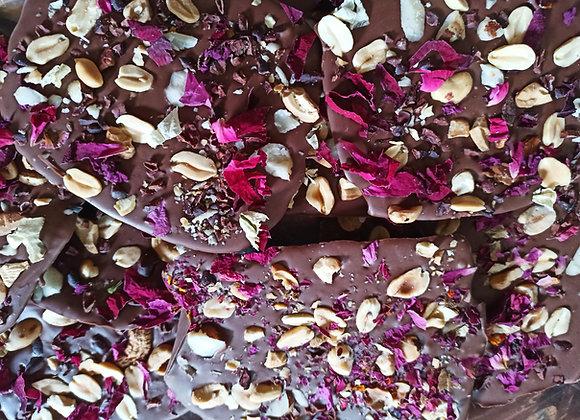 Chocolate Ao Leite barra rústica MONJOLO