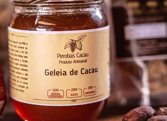 Geleia de Cacau - PEROBAS CACAU