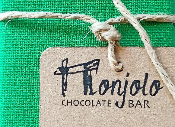 Chocolate barra MONJOLO 100% Cacau - Orgânico e sem Lactose