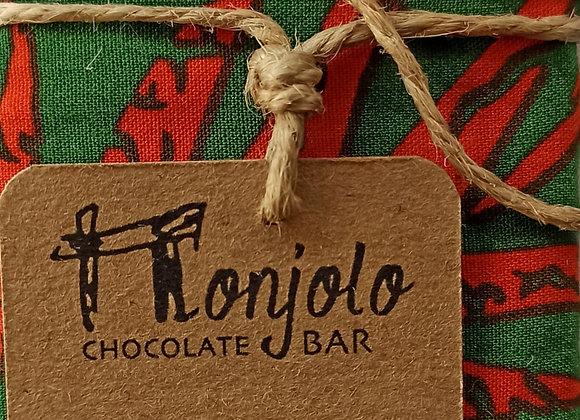 Chocolate barra MONJOLO 70% - Orgânico e sem Lactose