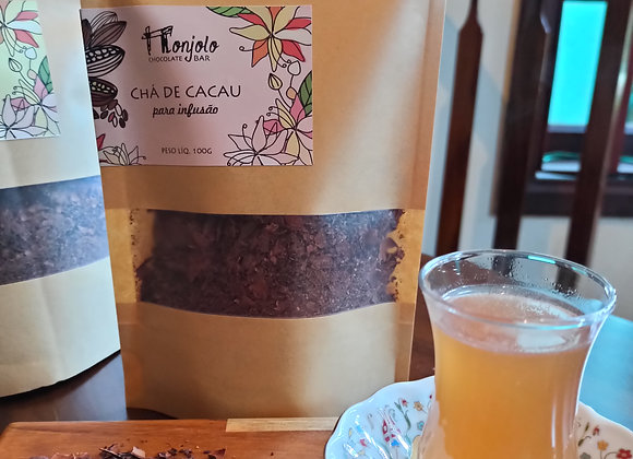Chá de Cacau MONJOLO