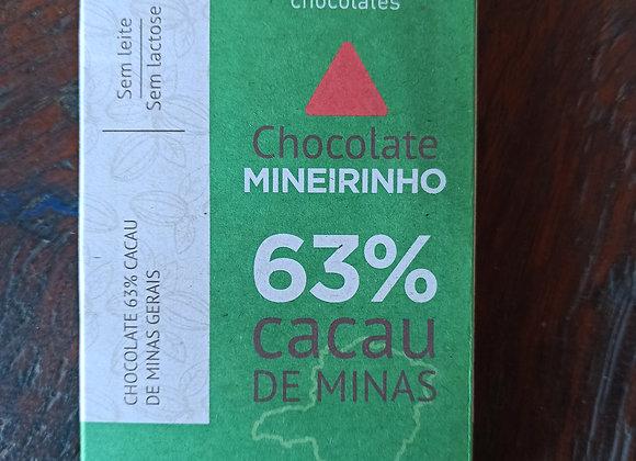 Chocolates barra JAVA
