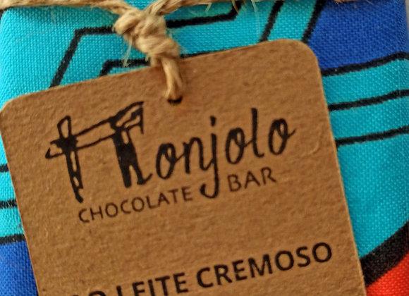 Chocolate barra MONJOLO ao Leite Cremoso