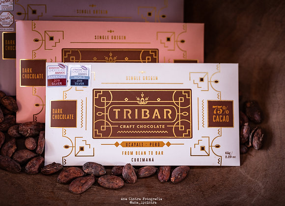 Chocolates barra TRIBAR - Peruano