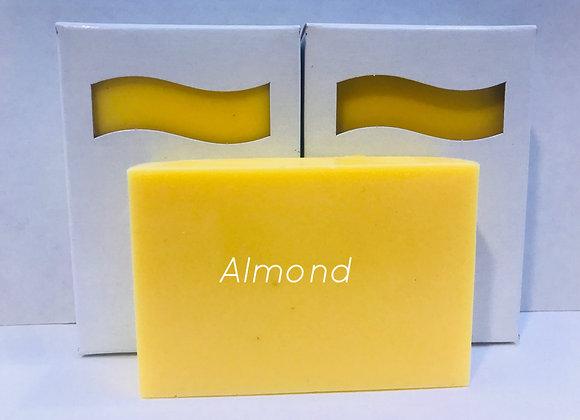 Almond Shea Butter Soap