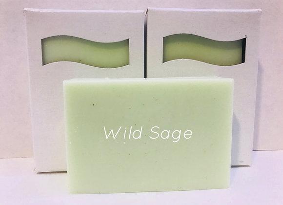 Sage Shea Butter Soap