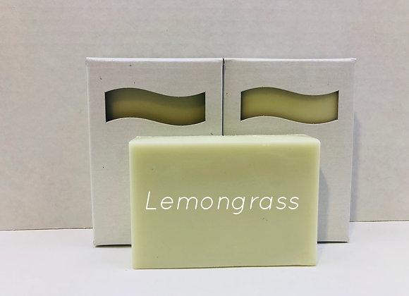 Lemongrass Shea Butter Soap